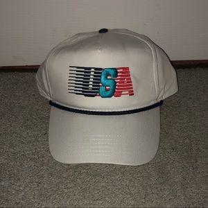 Rowdy Gentlemen USA SnapBack Rope Hat